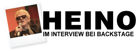 Heino im Interview