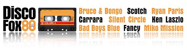 Disco Fox 80s Vol. 4 - The Original Maxi-Singles Collection